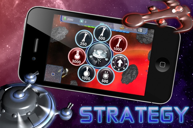 Starbase Command Screenshot