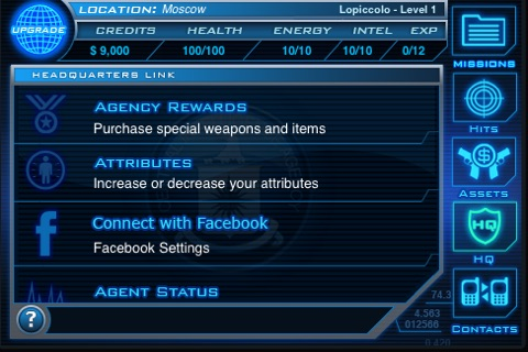 Agency Wars Lite screenshot-3