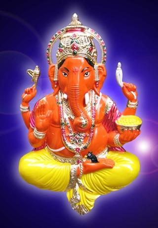 Ganesh Night Light