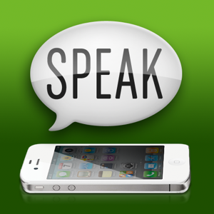 Speak and Read to Me - Text to Speech app