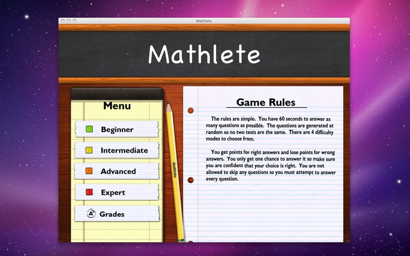 点击获取Mathlete