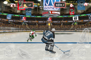 Icebreaker Hockey™ screenshot1