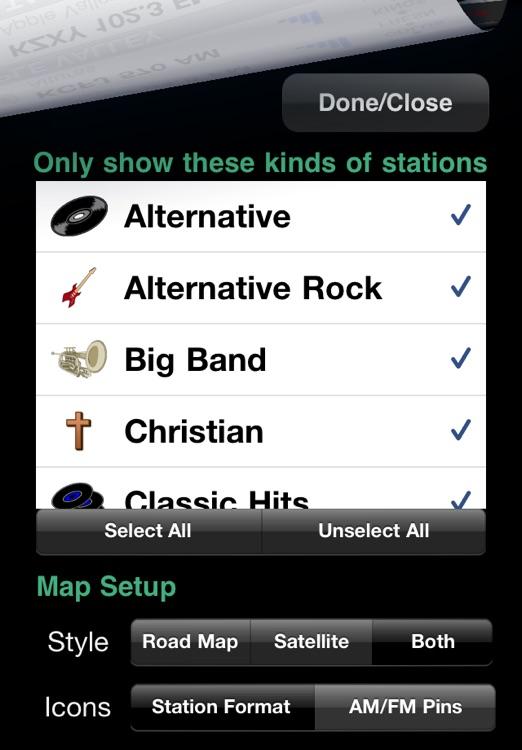 RadioMap screenshot-3