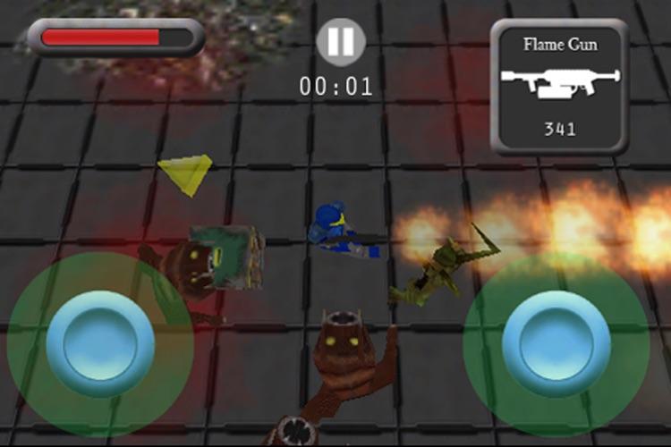 Danger Express (LITE) - Surviving the Alien Infestation screenshot-3