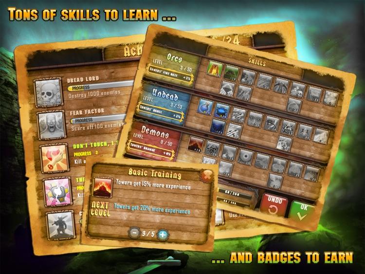 Cursed Treasure HD Lite screenshot-3
