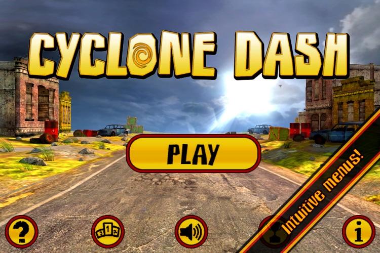 Cyclone Dash screenshot-3