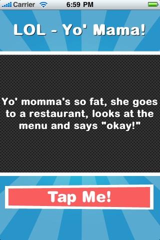 LOL - Yo' Mama!