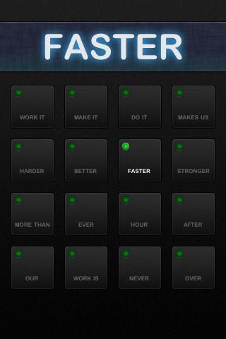 Harder Better Faster Stronger screenshot 3