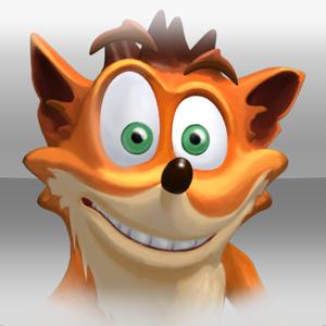 Crash Bandicoot Nitro Kart 3D app