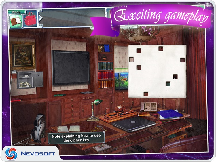 DreamSleuth: hidden object adventure quest HD lite