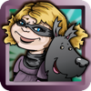 Violet and the Mysterious Black Dog - Interactive Children's Storybook - Black Dog Books, LLC