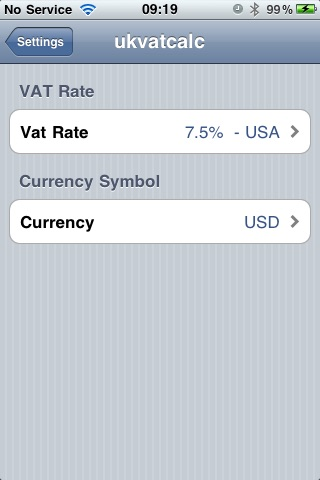 World VAT and TAX Calculator