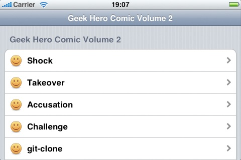 Vol 02: Geek Hero Comic