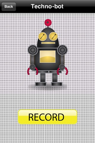 Free Robot Voice Transformer screenshot-0
