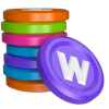 WordCrasher - WONDERFUL LASERS