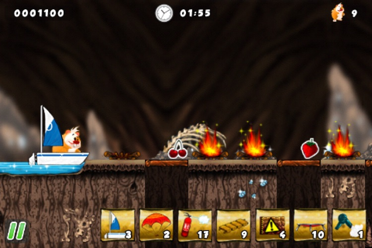 Crazy Hamster Free screenshot-2