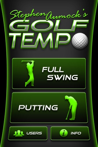 Golf Tempo screenshot-1