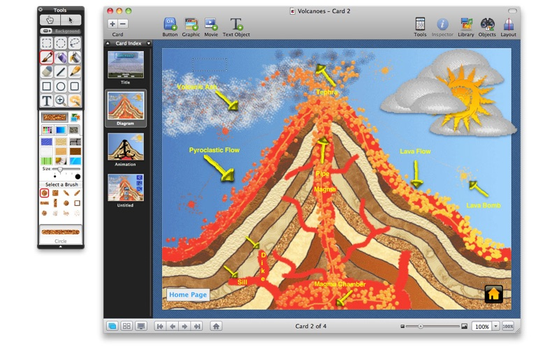 HyperStudio 5 Screenshot