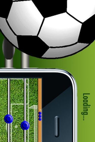 iSoccerFor2 (The First Foosball Game) screenshot-3