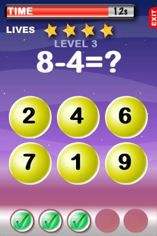 Basic Math with Mathaliens Lite