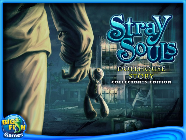 Stray Souls: Dollhouse Story - Collector's Edition HD screenshot-0