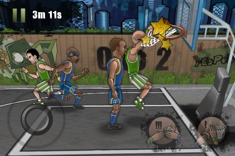 Streetball Lite screenshot-0