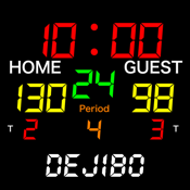 Basketball Scoreboard app review