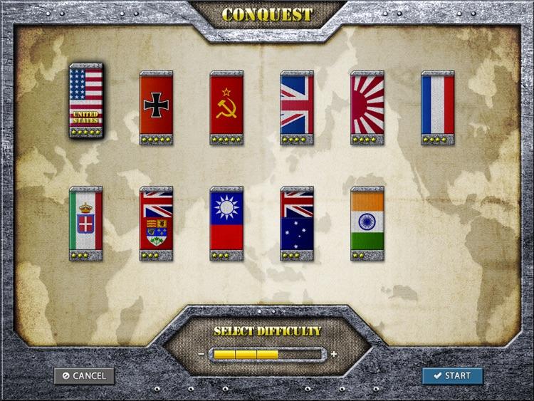 World Conqueror 1945 Lite for iPad screenshot-3