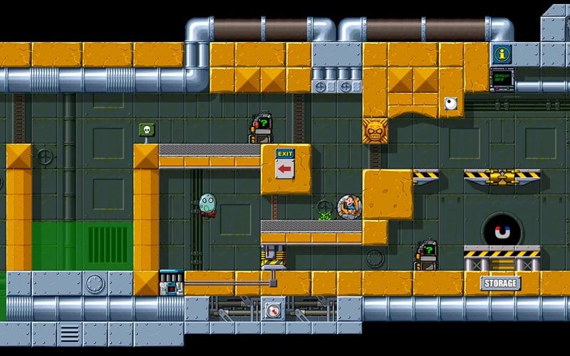 Archibalds Adventures Lite Screenshot