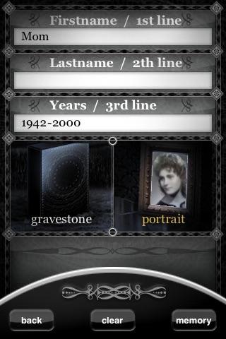 In Memoriam Lights screenshot 3
