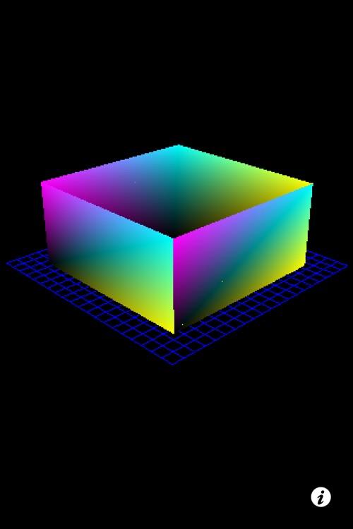 OpenGL Cube Generator by Nicholas Trampe