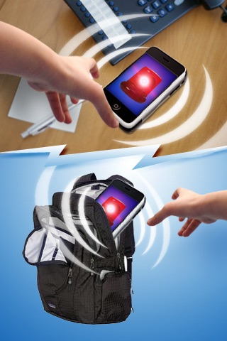 Alarm Security Anti-Touch (Gunshot and Police S... screenshot 1