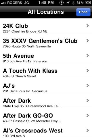 finder Adult club