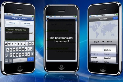 Translator Free ~ translate with voice screenshot-4