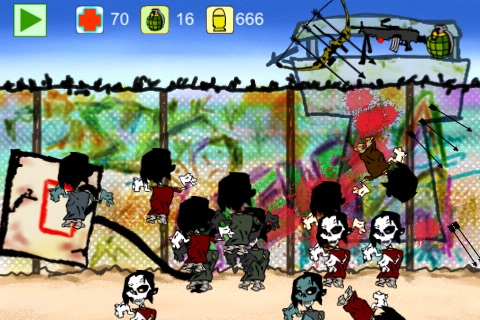 Zombie City Pro screenshot-3