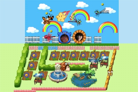 Cartoon Garden™ on the App Store