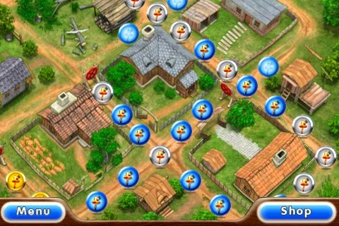 Farm Frenzy 2 screenshot-4