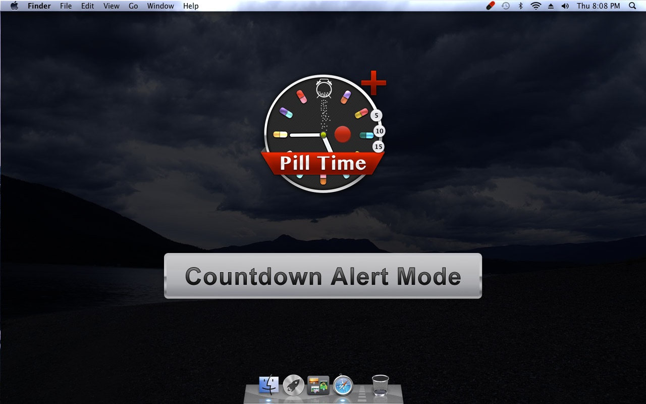 ‎Pill Timer on the Mac App Store