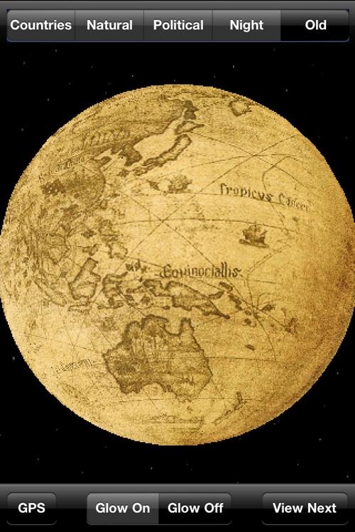 3D Globe - World Atlas screenshot-4