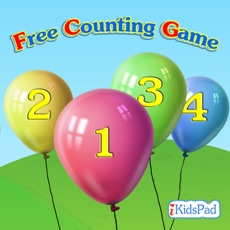 Activities of Free Kids Simple Counting Game