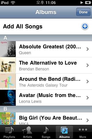 Mango Tunes (Music Player) screenshot-4