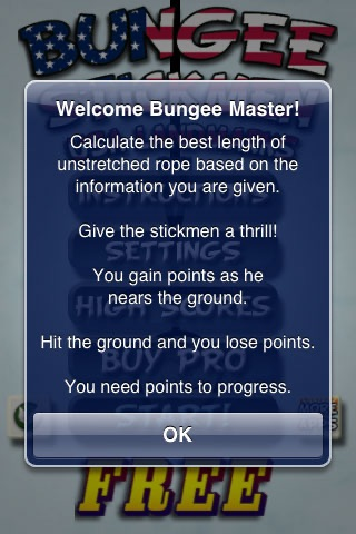Bungee Stickmen - USA Landmarks {FREE} screenshot-4
