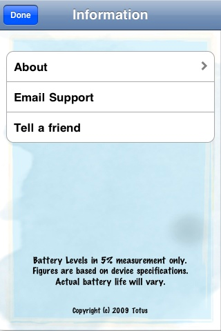My Battery Info screenshot 4