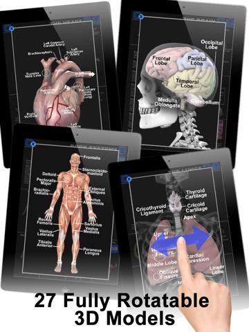 Anatomy 3D: Organsのおすすめ画像3