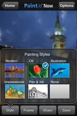 Corel Paint it! Now on the App Store