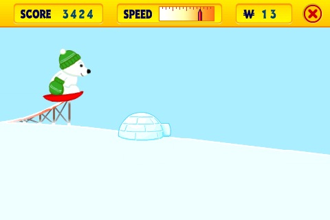 Polar Plunge ™ screenshot-0
