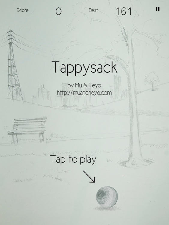Tappysack iPad Edition