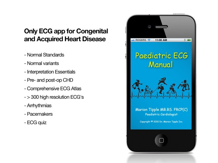 Paedcard ECG