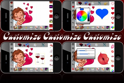 Be Mine - Valentine's Day Card Creator screenshot-3