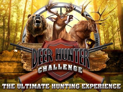 Deer Hunter Challengeのおすすめ画像1
